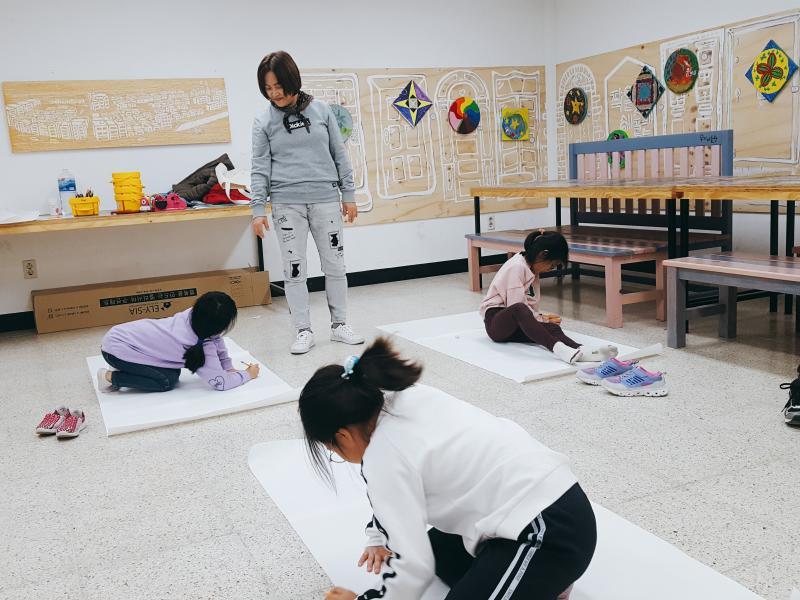 [하반기] 문화나눔 고학년 반 5주차 _2018.10.27.