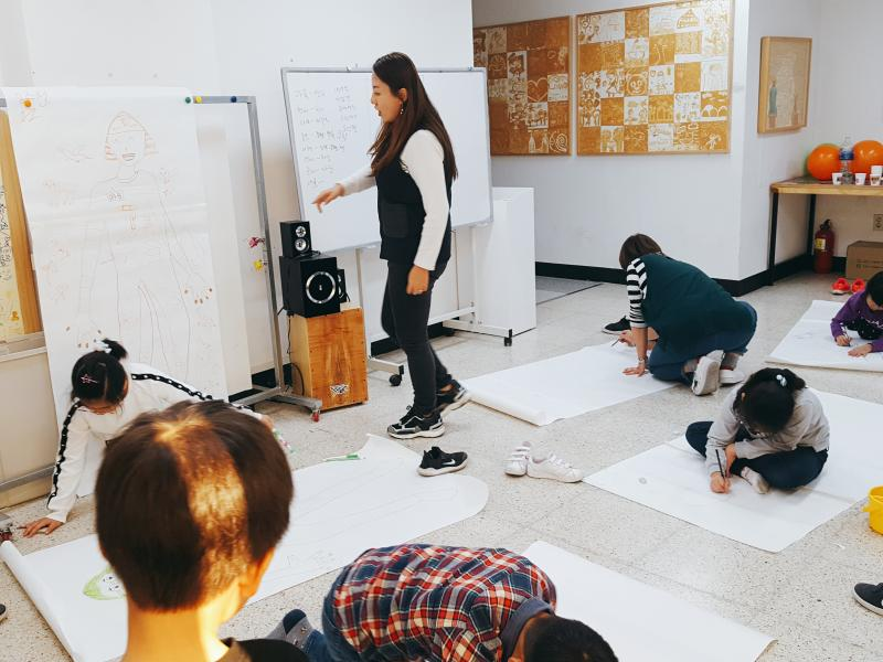 <p>[하반기] 문화나눔 고학년 반 6주차 _2018.11.3. </p>