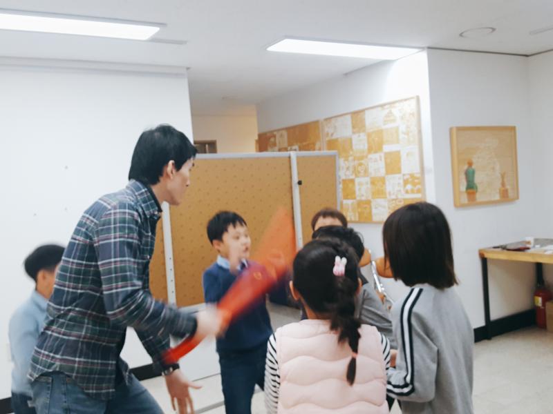 [하반기] 문화나눔 저학년 반 7주차 _2018.11.10.