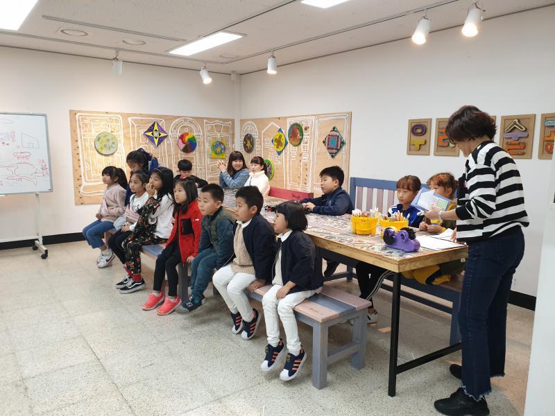 [2019 하반기] 문화나눔 어린이_오후반 10주차