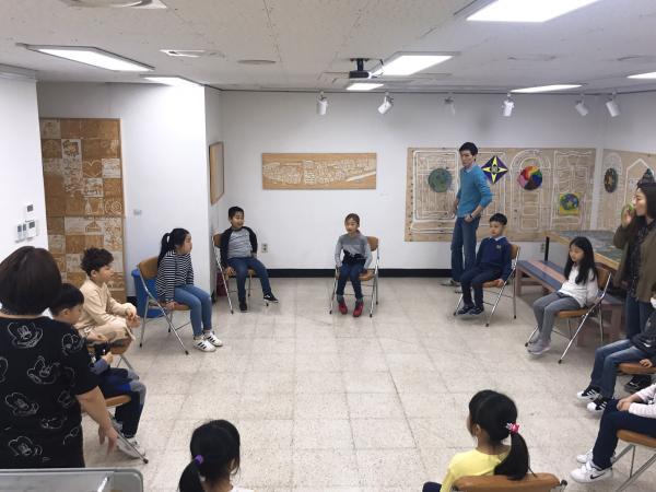 [상반기] 저학년 3주차 // 연극놀이를 통해 경험 나누기, 희노애락 표현하기, 스승의은혜 노래배우기