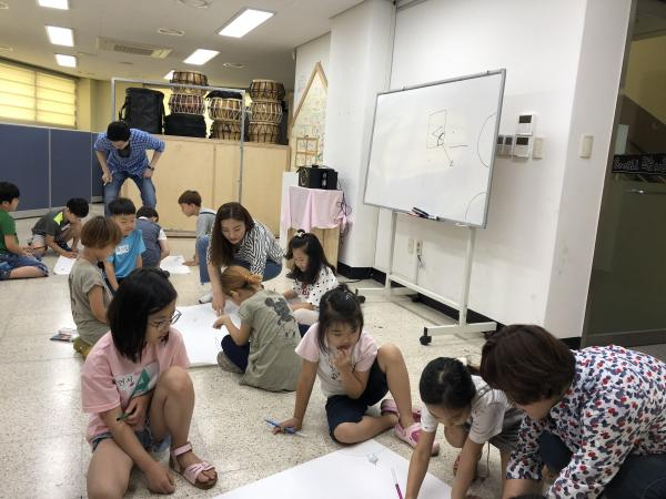 우리미술관 어린이 프로그램/저학년반/2차(6.30.)