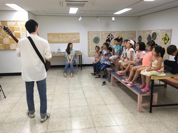 우리미술관 어린이 프로그램/저학년반/6차(7.28.)
