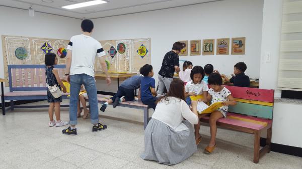 우리미술관 어린이 프로그램/저학년반/8차(8.18.)