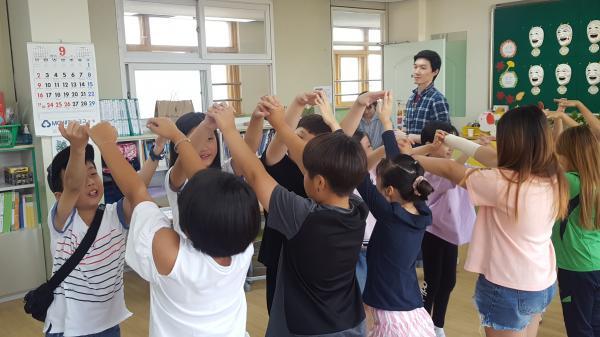 우리미술관 어린이 프로그램(서흥초등학교_2차_9.10.)