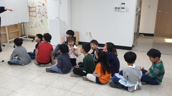 [2019 상반기] 문화나눔 어린이_오전반 4주차